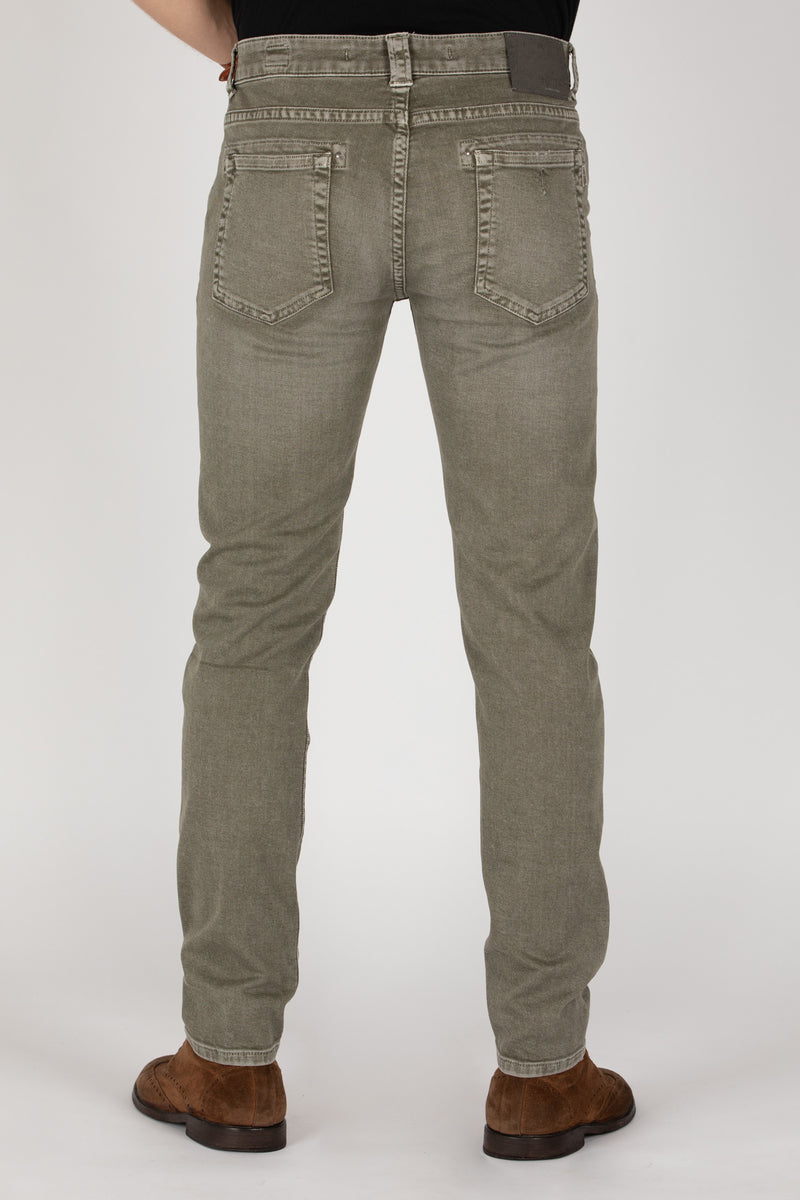 BULL DENIM MILITARY - Barmas
