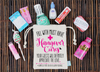 Hangover Kit -Wedding Welcome Favor Bag
