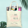 Eat Drink and Be Married Wedding Tote Bag