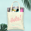 Hola Destination Wedding Tote Bag