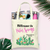Welcome to Palm Springs Destination Cactus Beach Wedding Welcome Personalized Welcome Bags
