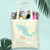 Wedding Welcome Destination Map Tote Bag