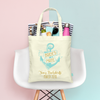 Bride's Mate Bachelorette Cruise Tote Bag