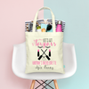 Lets Get Gorgeous Spa Bachelorette Tote Bag