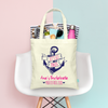 Lets Get Nauti Anchor -Bachelorette Cruise Tote