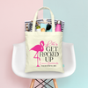 Lets Get Flocked Up Flamingo Palm Springs Bachelorette Tote Bag