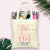 Pop Fizz Clink Confetti Has -Bachelorette Tote Bag