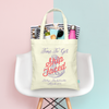 Time to Get Ship Faced -Bachelorette Cruise Tote