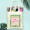 Welcome to Palm Springs Beach Bachelorette Tote Bag