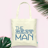 Best Man Wedding Party Tote Bag