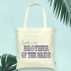 Brother of the Bride Wedding Party Tote Bag