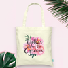 Floral Watercolor Mother of the Groom- Wedding Tote Bag