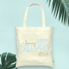 I Love My Junior Bridesmaid -Wedding Tote Bag