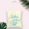 Mother of the Groom -Bridal Party Wedding Tote Bag
