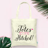 Totes Getting Hitched Wedding Tote Bag