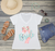 Flamingo Bride Lets Flamingle Flamingo T-Shirt -Beach Bachelorette