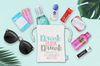 Drink Drank Drunk -Bachelorette Hangover Favor Bag