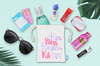 Hot Mess Express -Bachelorette Hangover Favor Bag