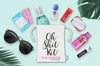 Oh Shit Kit Fancy -Bachelorette Hangover Favor Bag