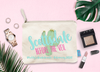 Scottsdale Before the Veil Bachelorette Party Makeup Bag Cosmetic Bag