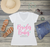 Bride's Babes Personalized Bachelorette Party T-Shirt