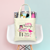 Las Vegas Bachelorette | Lets Flamingle Flamingo Bachelorette Party Tote