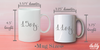 Personalized Bridal Party Mug
