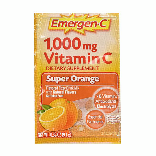Hangover Kit Filler - Emergen-C Vitamin C