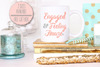 Engaged & Feeling Amaze Wedding Engagement Mug