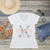 Bride Tribe Personalized V-Neck T-Shirt Fashion Tee