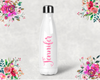 Bridal Party Name Water Bottle -Swell Style Water Bottle