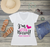 I'm Getting Married Bachelorette Party T-Shirt