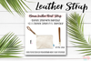 Palm Trees Destination Wedding Bridal Party Makeup Cosmetic Bag