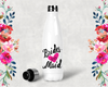 Brides Maid Personalized Bridal Party Water Bottle -Swell Style Water Bottle