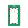 Flamingo Flamingle Destination Wedding Bachelorette Luggage Tag