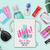 Hola Oh Shit Kit Destination Wedding Favor Bag