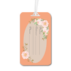 Will You Be My Bridesmaid Destination Wedding Luggage Tag