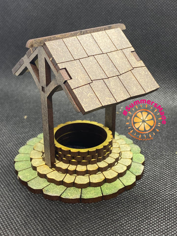 Wishing Well (Fairy Door Accessories)