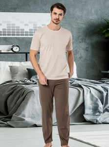 BYANCA 2 Piece Pajama for Men