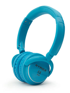 SYROX Bluetooth & Multimedia Headphones