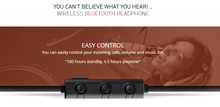 Load image into Gallery viewer, POWERWAY BLT-777 Bluetooth Wireless Earphones