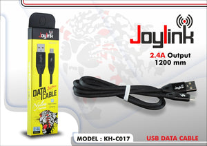 JOYLINK KH-C017 USB Data Cable - 1.2 Meters