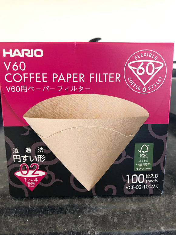 Hario V-60 Paper Filters
