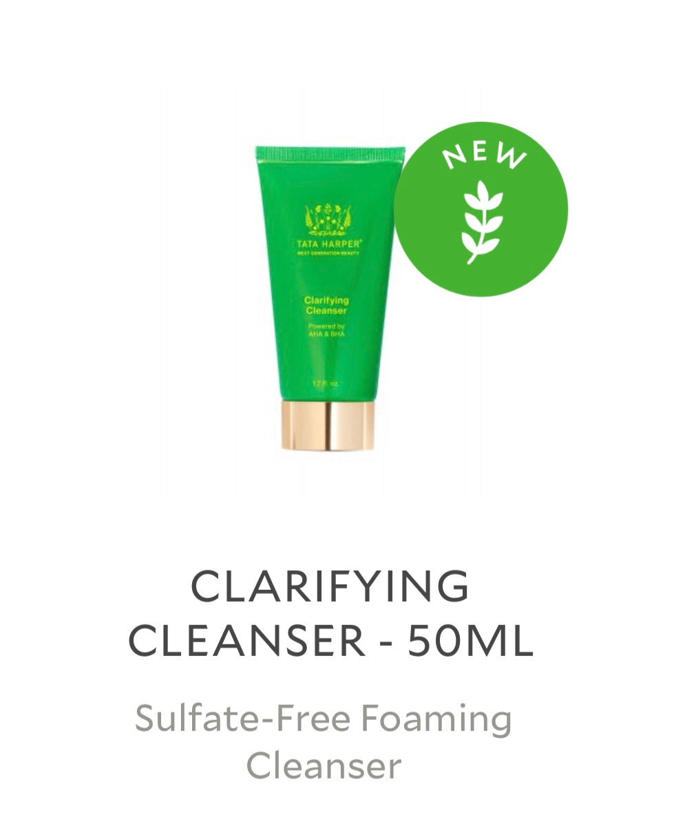 CLARIFYING CLEANSER 50ML