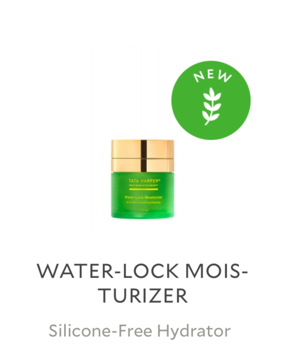 WATER-LOCK MOISTURIZER