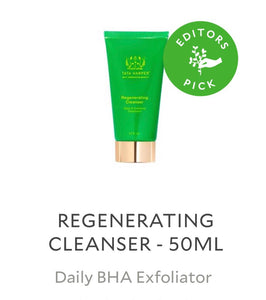 REGENERATING CLEANSER 50ML