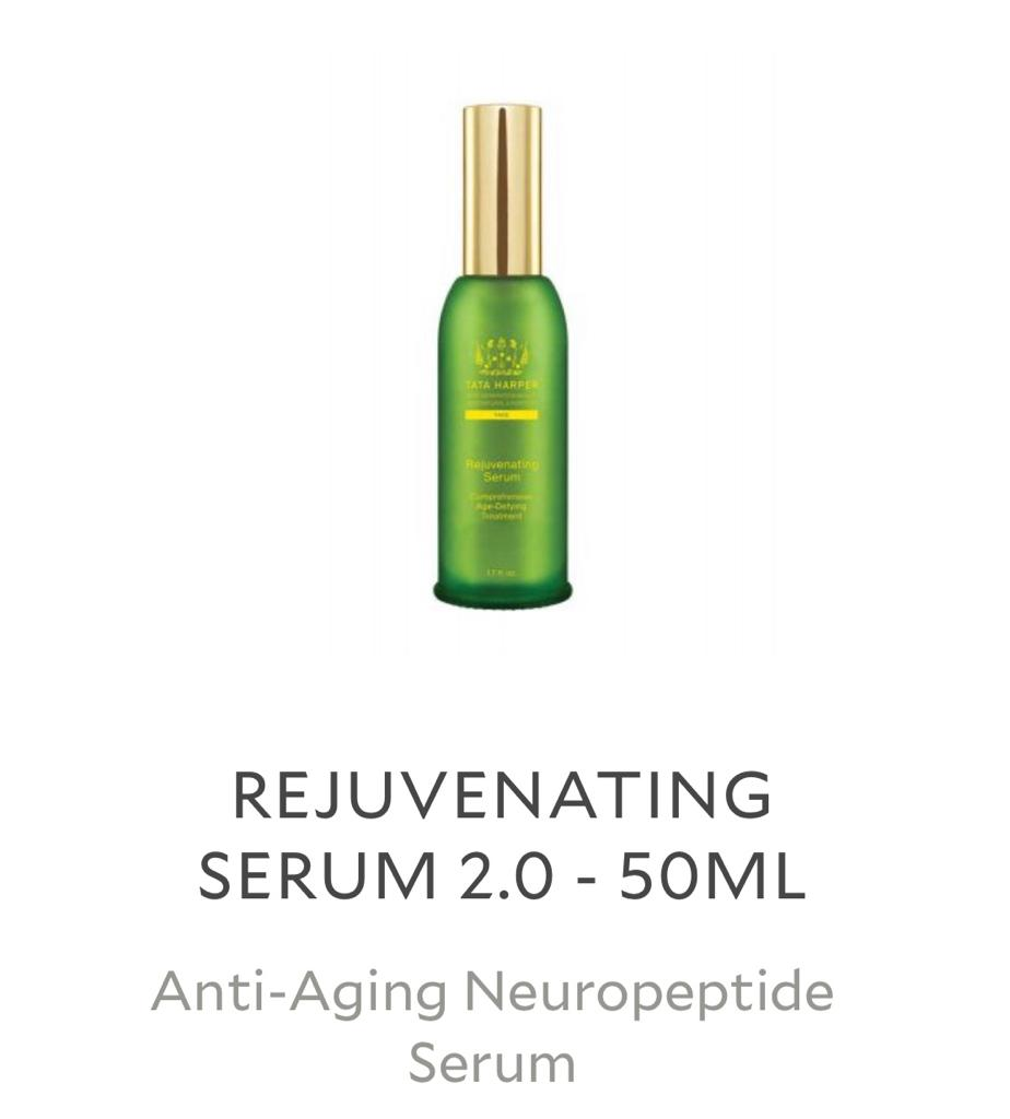 REJUVENATING SERUM 2.0 - 50ML