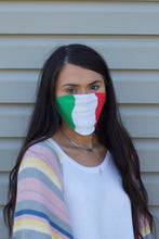 Load image into Gallery viewer, Italian Flag Face Mask - Guidogear