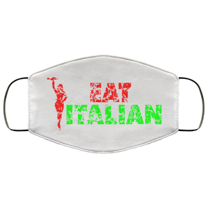 Eat Italian Face Mask - Guidogear