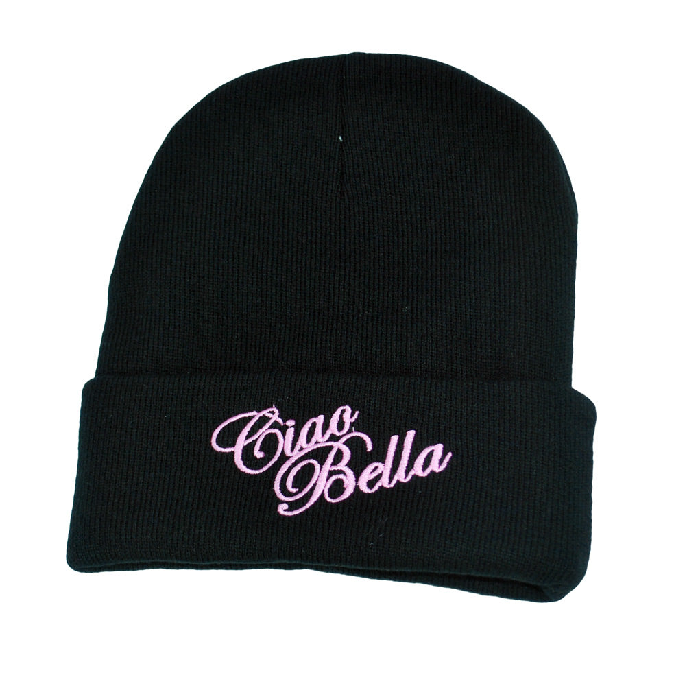 Ciao Bella Knit Ski Cap - Guidogear